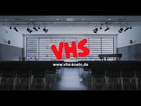 VHS Köln | FORUM Volkshochschule im Museum am Neumarkt