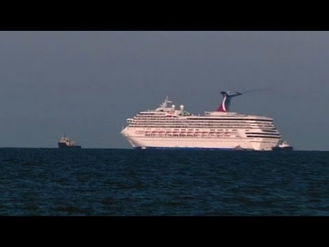 Nightmare at Sea: Carnival Cruise Liner Nears Port