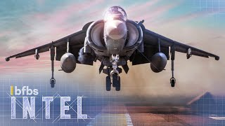 Why Britain Never Made Another Harrier Jump Jet | INTEL