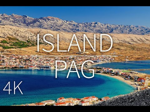 Pag — Croatia | DRONE FOOTAGE | Pointers Travel