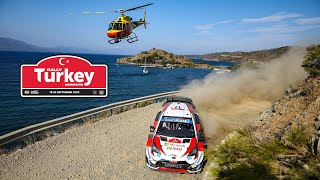 WRC Rally Turkey 2020 Highlights | Crash | Action | Drama | Pure Sound