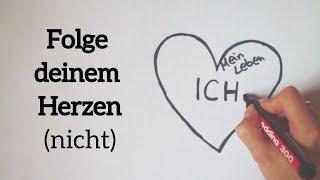 FOLGE DEINEM HERZEN (NICHT) - PoetrySlam