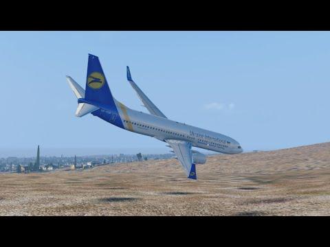 Iran Plane Crash, Ukraine International Airlines B737 Crashes After Takeoff, Imam Khomeini Airport