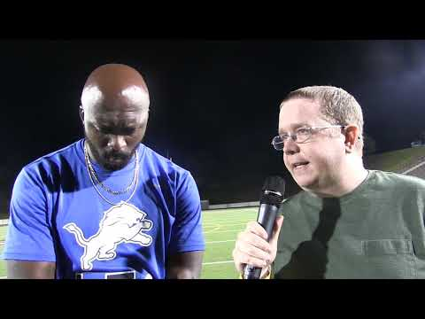 John Tyler 28, McKinney North 25: Postgame reaction with Ricklan Holmes