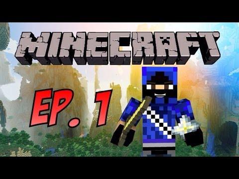Multiplayer Minecraft Survival: Ep. 1 - Three Amigos