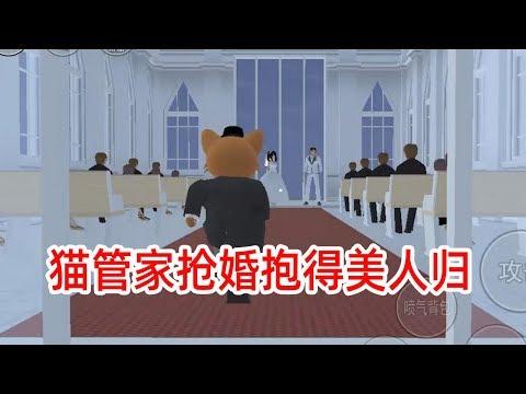 樱花之恋猫管家番外03:猫管家揭穿渣男阴谋,抢回咪咪抱得美人归