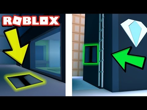 JAILBREAK ROBBERY ESCAPE GLITCH *SECRET* from YouTube · Duration:  10 minutes 38 seconds
