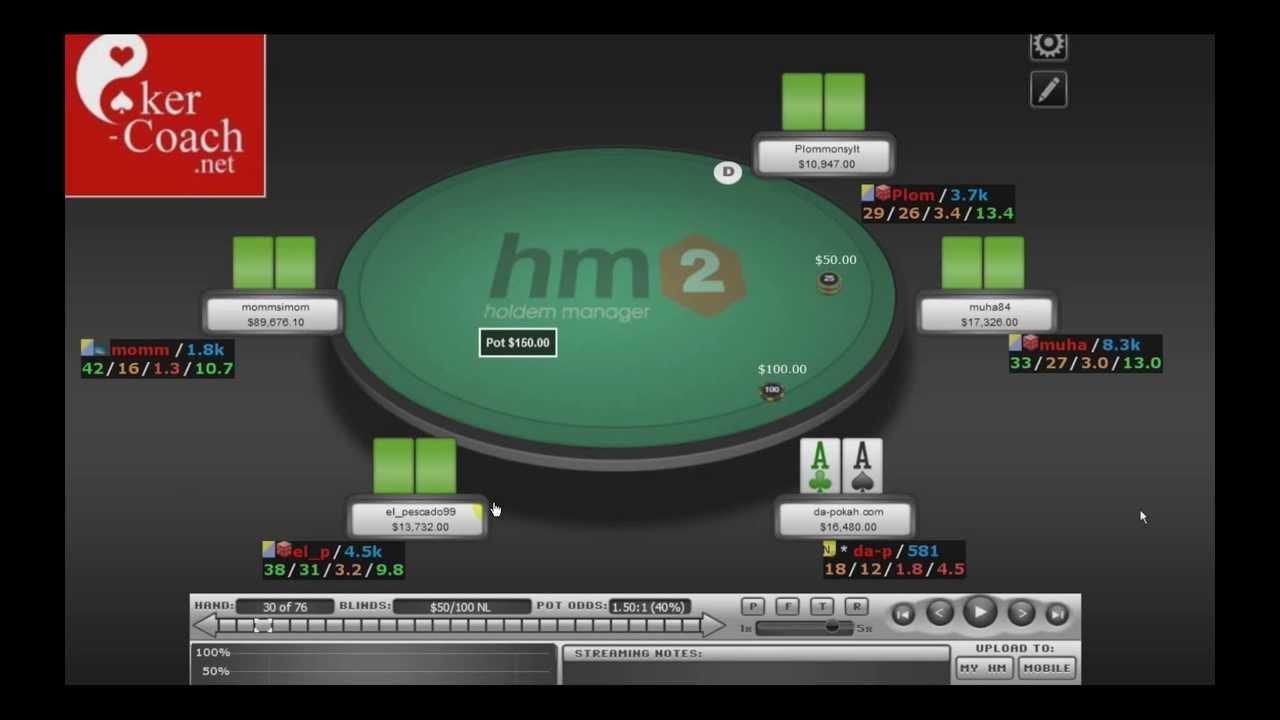 100 free poker online