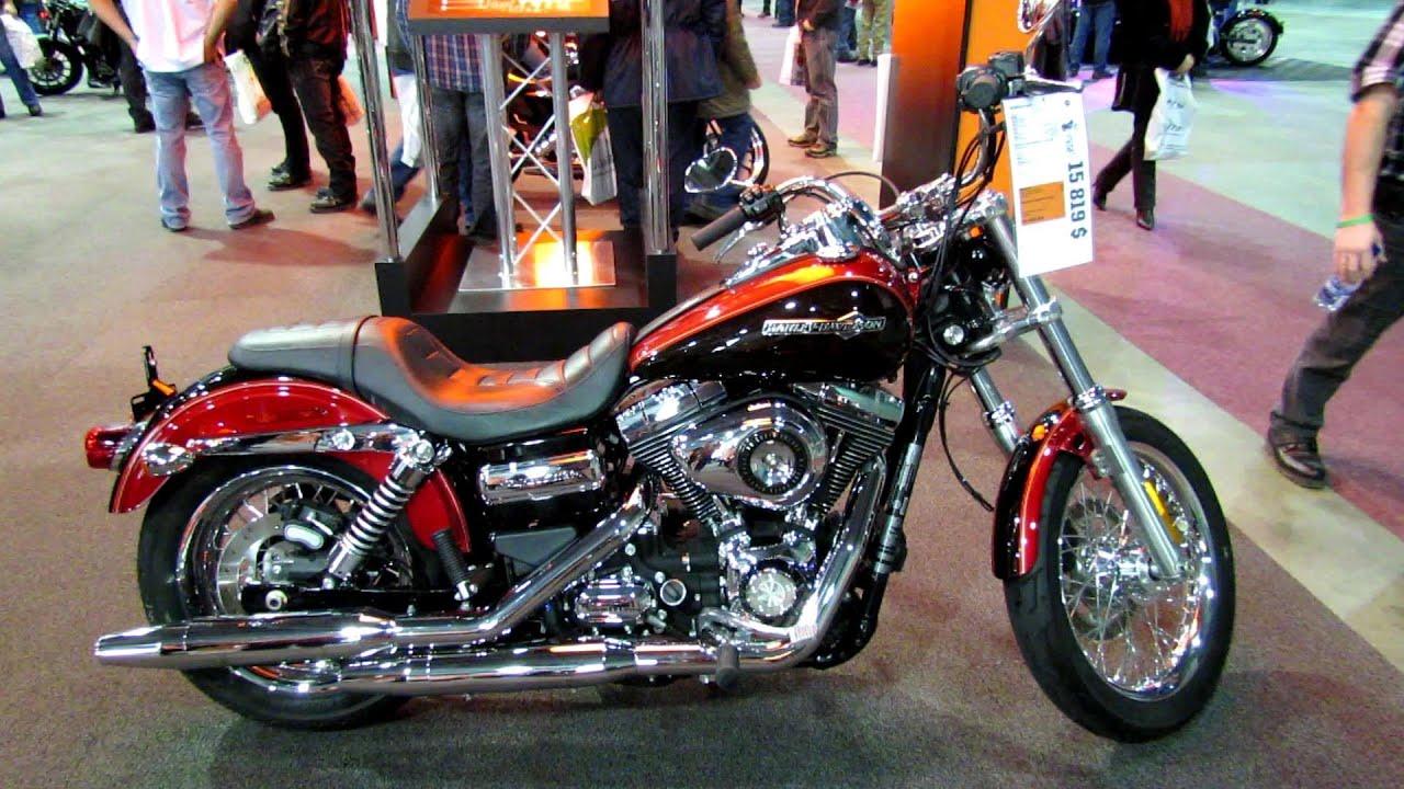 Harley Davidson Dyna Super Glide Custom 2013 Wallpapers: 2013 Harley-Davidson FXDC Dyna Super Glide