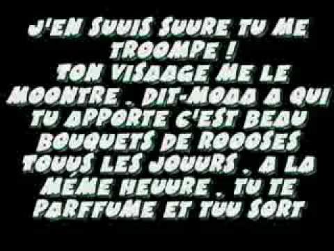 Léa Castel & Soprano - Histoire d'une absence