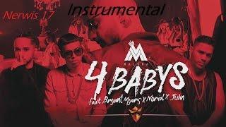 Instrumental- 4 Babys Maluma (Pista)