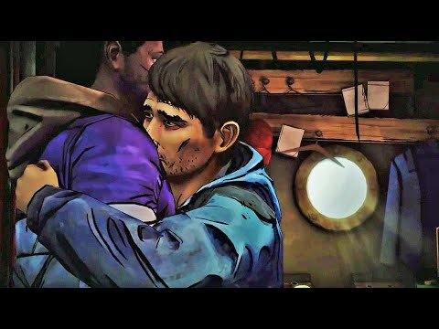 Jonas And Zachary's FULL Storyline - Gay Couple/Characters In Video Games |The Walking Dead Michonne