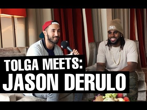 "Interview JASON DERULO: secret talent, ""Swalla"" & ""777"" & Nicki Minaj"