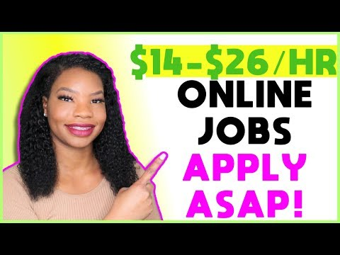 💻 Work-From-Home Job! Hiring 100+ Seasonal Workers | Online, Remote Work-At-Home Jobs January 2020