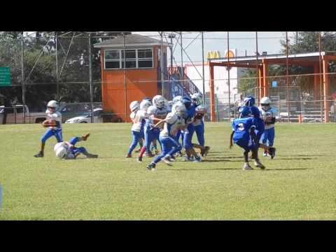 Johnny Bright Football 9-10yr Olds