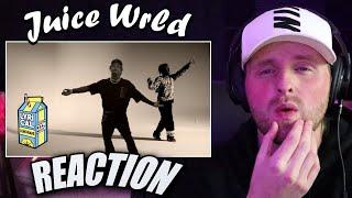 Juice WRLD - Tell Me U Luv Me REACTION ft. Trippie Redd *Lyrical Lemonade*