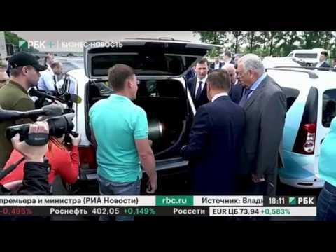Бизнес-новость. В Краснодарском крае открыли спецплощадку для передвижного газозаправщика
