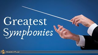 Classical Music - Greatest Symphonies: Mozart, Beethoven, Tchaikovsky...