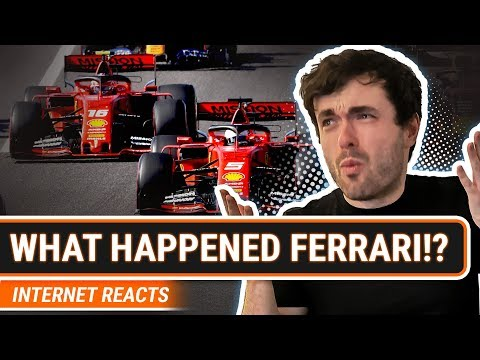 The Internet's Best Reactions To The 2019 Japanese Grand Prix