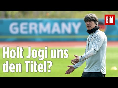 DFB-Team: Können Jogis Jungs den Titel holen? | EM 2020