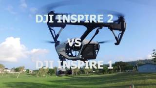 DJI INSPIRE 1 VS INSPIRE 2, WHICH ONE TO BUY ???