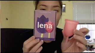 [Review] Cốc nguyệt san - Menstrual Cup