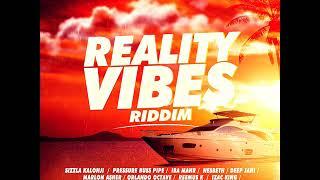 Reality Vibes Riddim Mix (Full) Feat. Deep Jahi, Sizzla, Pressure, Nesbeth (Aril 2019)