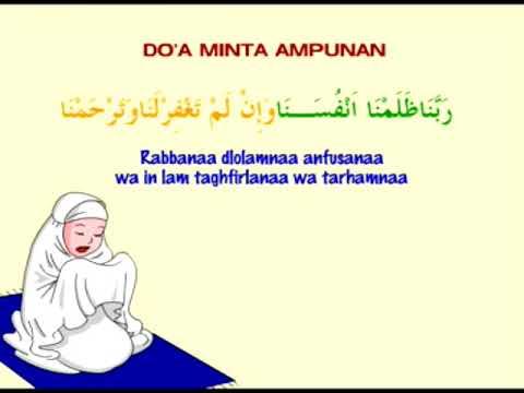 Doa Minta Ampun