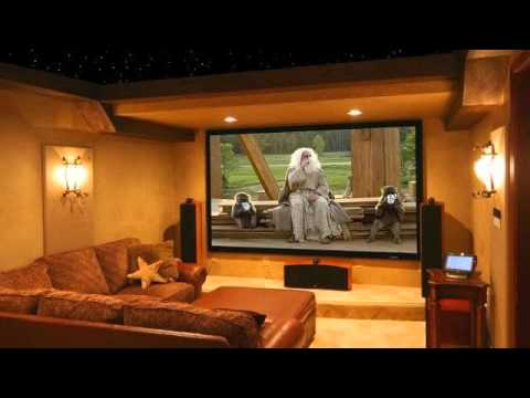 Home Theater Installation Palm Springs, CA