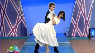 Dita Ime -Kercime latine dhe tango - Vizion Plus
