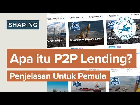 Apa itu Peer to Peer Lending? (Gak pake jualan)