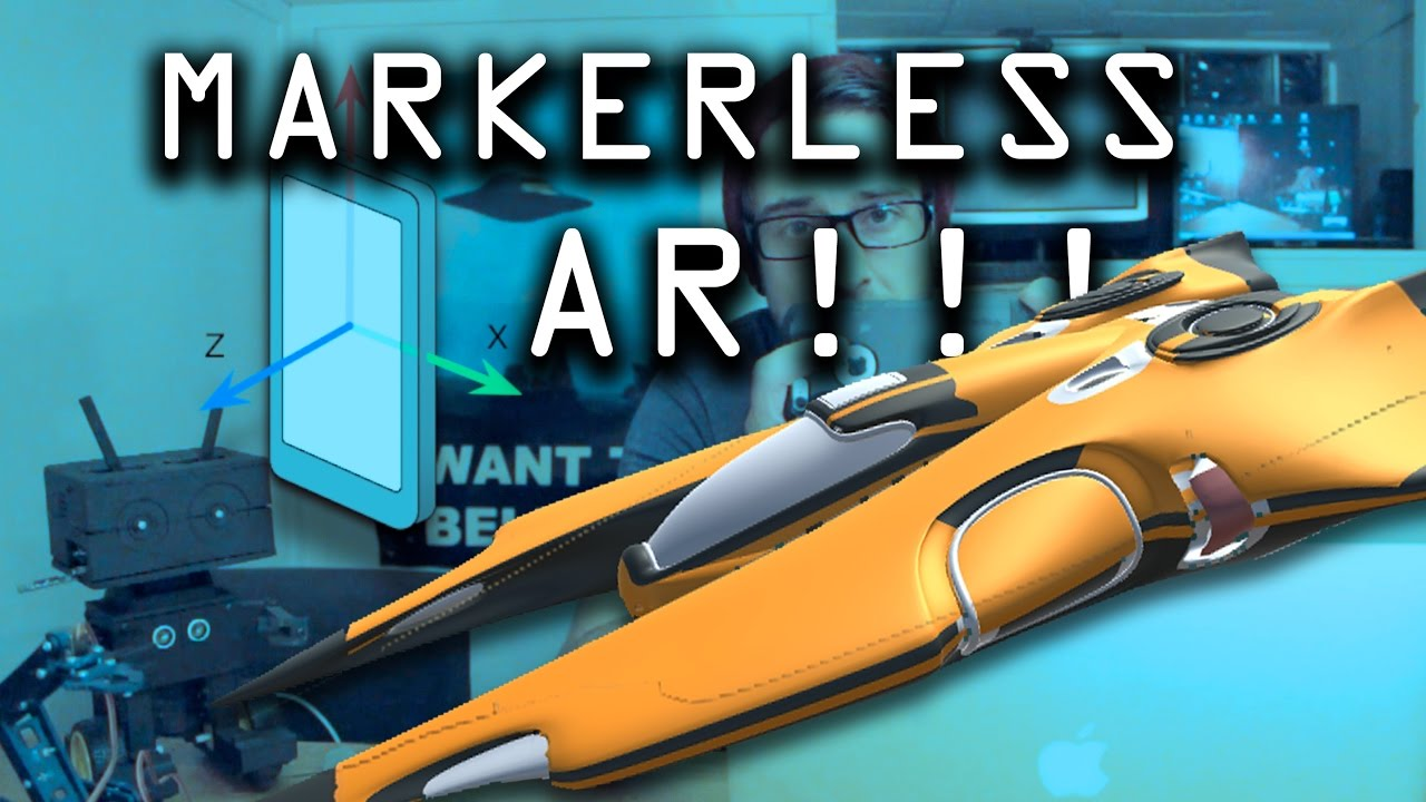 Markerless Augmented Reality App for BEGINNERS!: 8 Steps