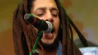 Julian Marley & The Uprising live