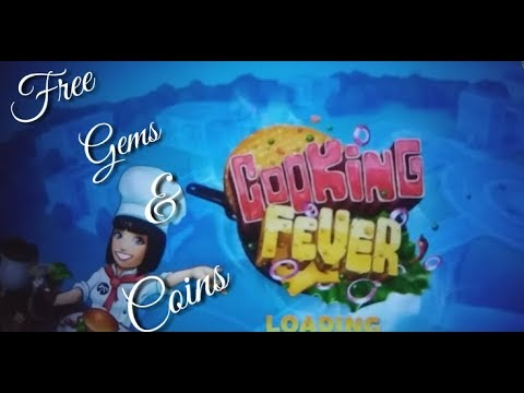 COOKING FEVER Gems Cheat | UNLIMITED COINS/GEMS [2017] IOS & Android UPDATED