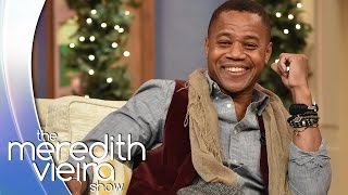 Cuba Gooding, Jr. On Portraying OJ Simpson | The Meredith Vieira Show