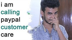paypal limited -bangla tutorial  | i am calling paypal customer care