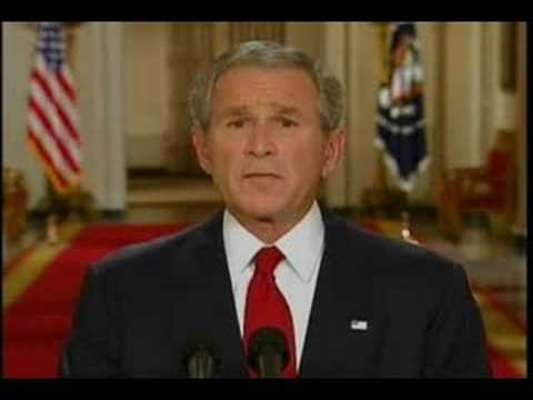 President Bush's speech on the financial crisis 9/24/08 (1)