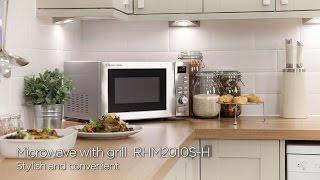 RHM2010S-H Russell Hobbs Microwave