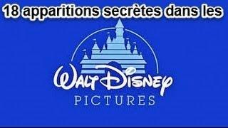 18 apparitions secrètes dans les Disney™