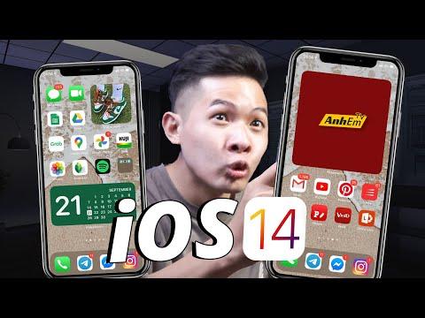 CUSTOM WIDGET iOS 14 CỰC CHẤT BẰNG CÁCH NÀY!!!!