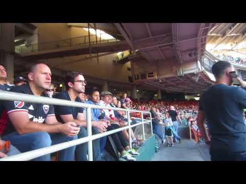 RFK Stadium Crowd 2017 - Last DCU Game.MOV