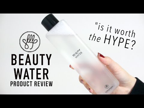 SON & PARK Beauty Water Review [ENG cc]