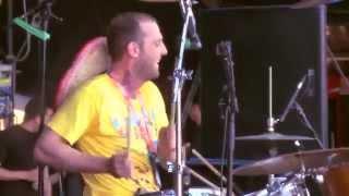 The Fratellis Live - Flathead @ Sziget 2013