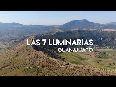El País de las 7 Luminarias - Exploración de cráteres volcánicos en Valle de Santiago, Guanajuato