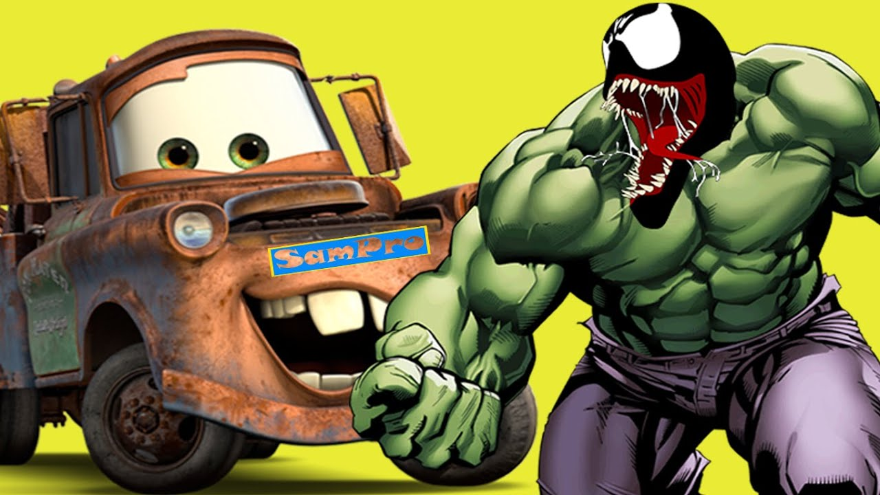 Incredible hulk coloring book pages - Superman Hulk Venom Vs Disney Cars Coloring Pages Coloring Book Dfcc