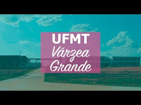UFMT Várzea Grande - Conheça o Câmpus das Engenharias