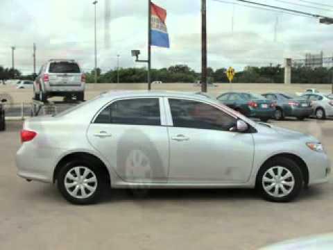 Used 2010 Toyota Corolla San Antonio TX 78217