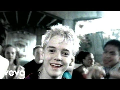 Aaron Carter - Bounce (The Video)