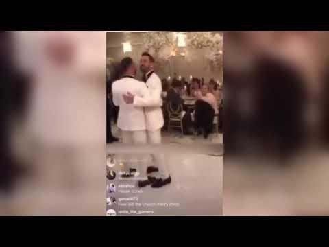Шикарная свадьба геев в Армении