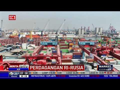 Target Nilai Perdagangan Indonesia-EEU Sebesar US$ 5 Miliar